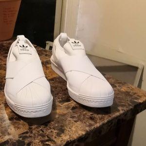 adidas Shoes - Adidas Superstar Slip On (women) [ke3123la]